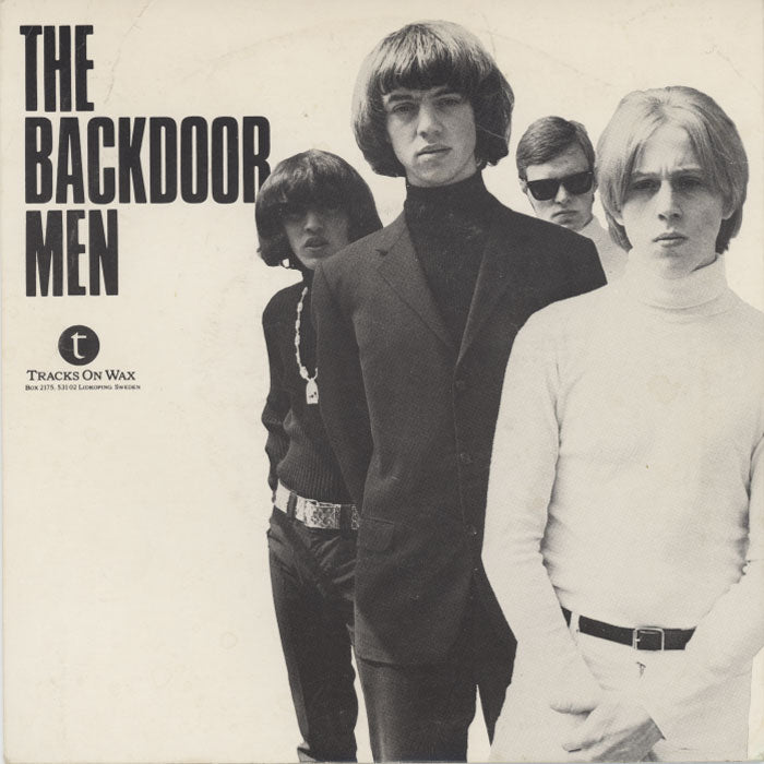 Backdoor Men, The ‎– Out Of My Mind