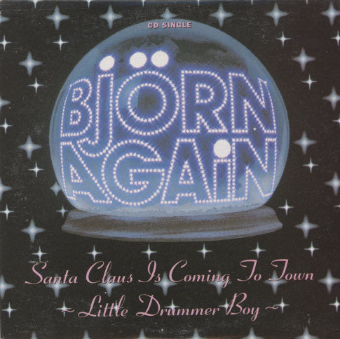 Björn Again  – Santa Claus Is Coming To Town / Little Drummer Boy