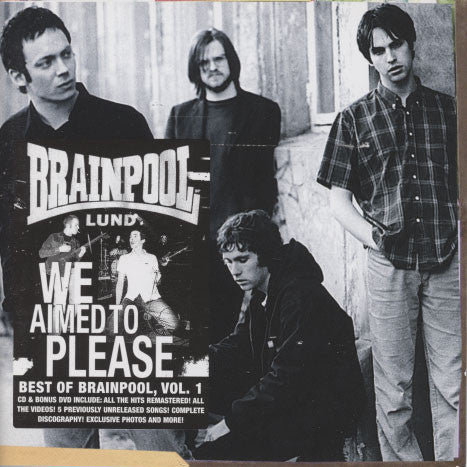 Brainpool – We Aimed To Please