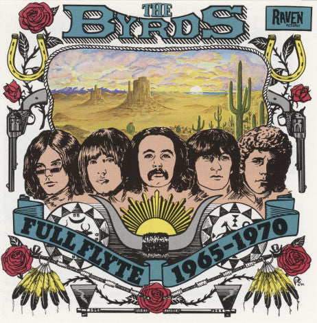 Byrds, The – Full Flyte 1965-1970