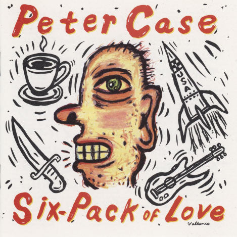 Case, Peter – Six-Pack Of Love