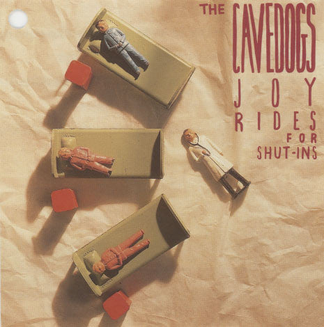Cavedogs – Joyrides For Shut-Ins