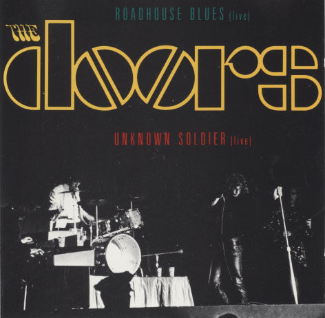 Doors – Roadhouse Blues (live)