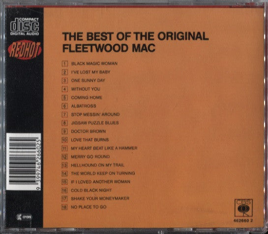Fleetwood Mac – The Best Of The Original Fleetwood Mac