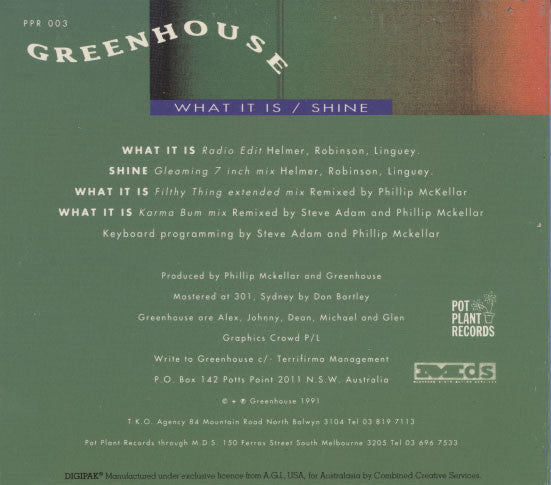 Greenhouse – What It Is