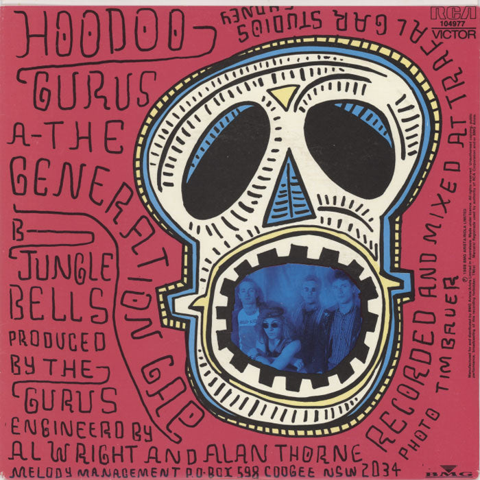 Hoodoo Gurus ‎– The Generation Gap