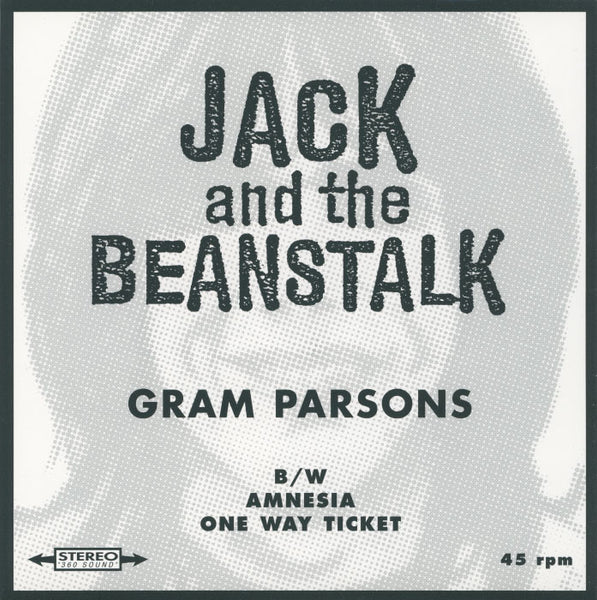 Jack And The Beanstalk – Gram Parsons