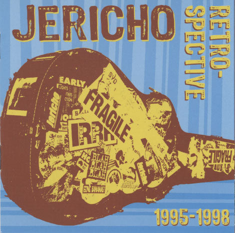 Jericho – Retrospecitive 1995-1998