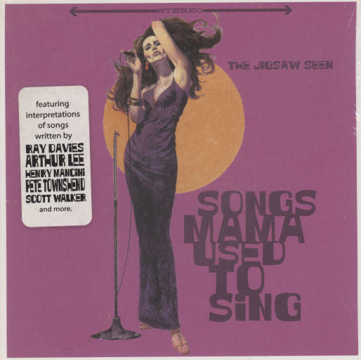 Jigsaw Seen - Songs Mama Used To Sing