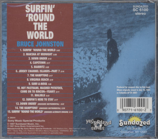 Johnston, Bruce – Surfin' 'Round The World