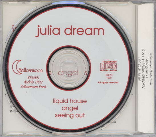 Julia Dream – Liguid House