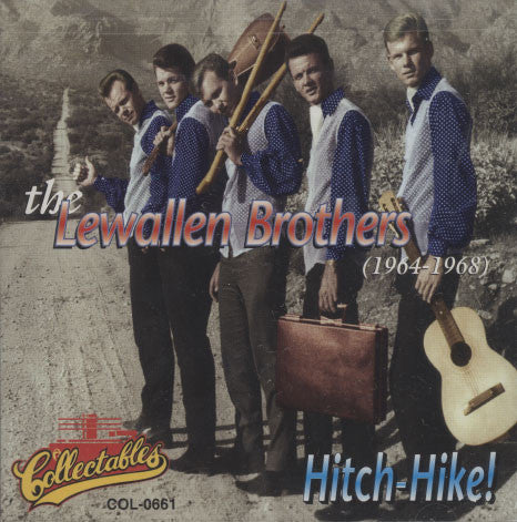 Lewallen Brothers – Hitch-Hike! (1964-1968)