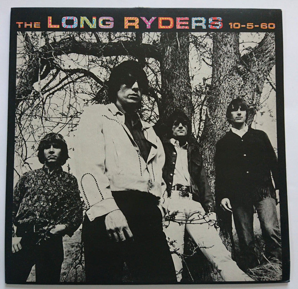 Long Ryders, The ‎– 10-5-60