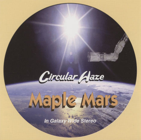 Maple Mars – Circular Haze