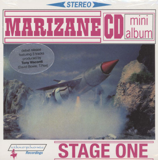 Marizane - Stage One