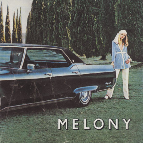 Melony – Satisfiction