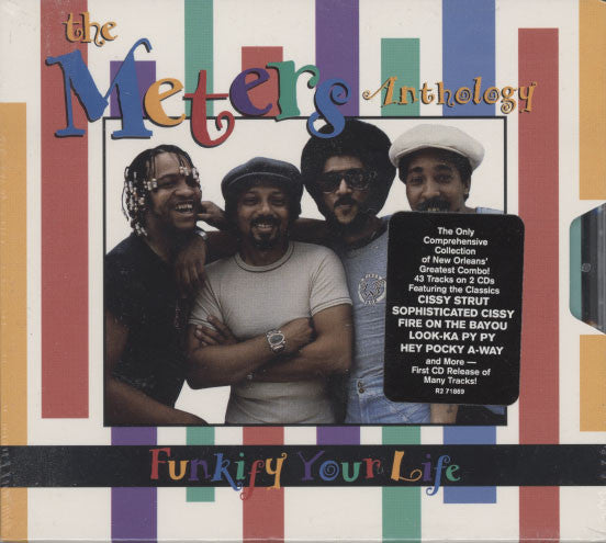 Meters - Anthology - Funkify Your Life