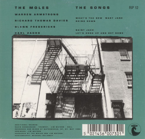 Moles – The Songs
