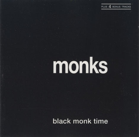 Monks – Black Monk Time