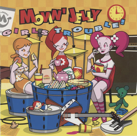 Movin' Jelly – Girls Trouble