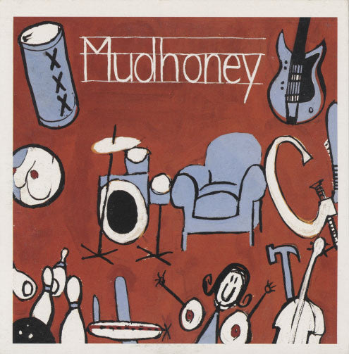 Mudhoney ‎– Let It Slide