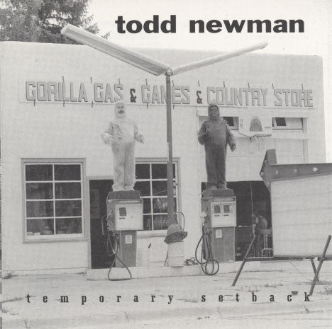 Newman, Todd – Temporary Setback