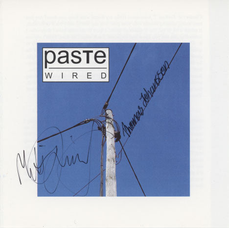 Paste – Wired