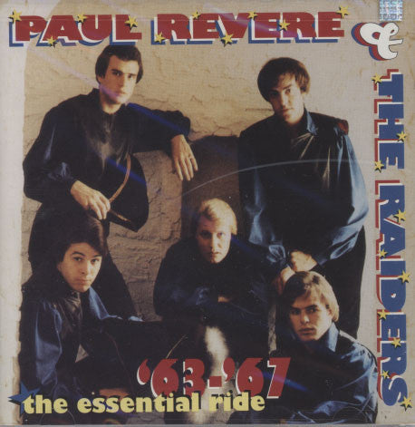Paul Revere & The Raiders – Essential Ride
