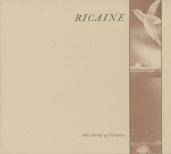 Ricaine – The Clarity Of Distance
