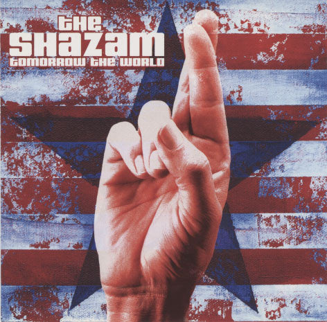 Shazam – Tomorrow The World (+ free promo CD)