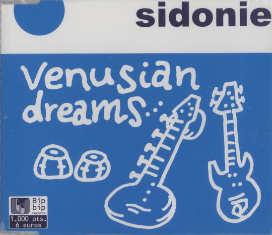 Sidonie ‎– Venusian Dreams
