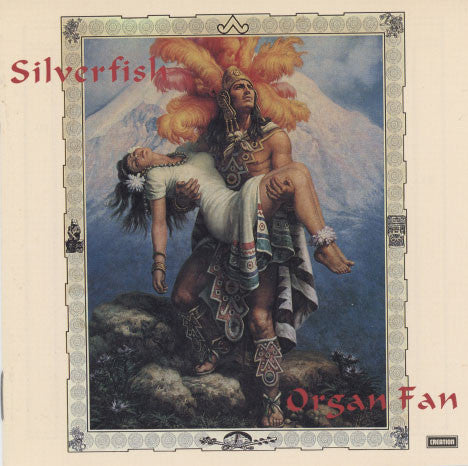 Silverfish – Organ Fan