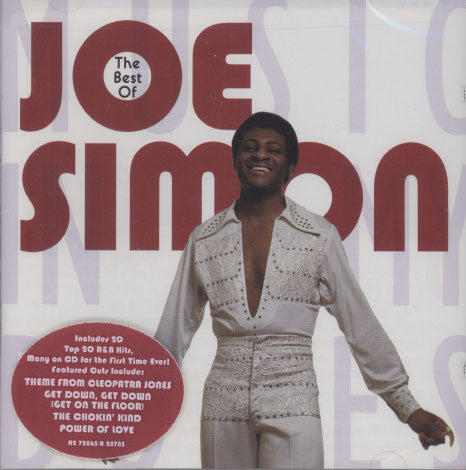 Simon, Joe – Music By My Bones - The Best Of