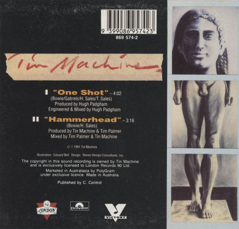 Tin Machine – One Shot