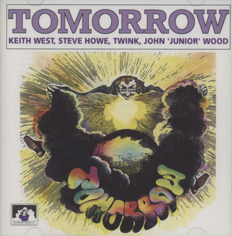 Tomorrow – Tomorrow