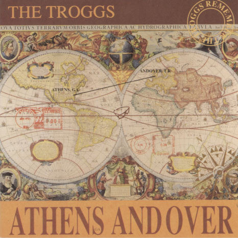 Troggs – Athens And Over