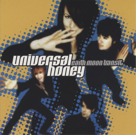 Universal Honey – Earth Moon Transit