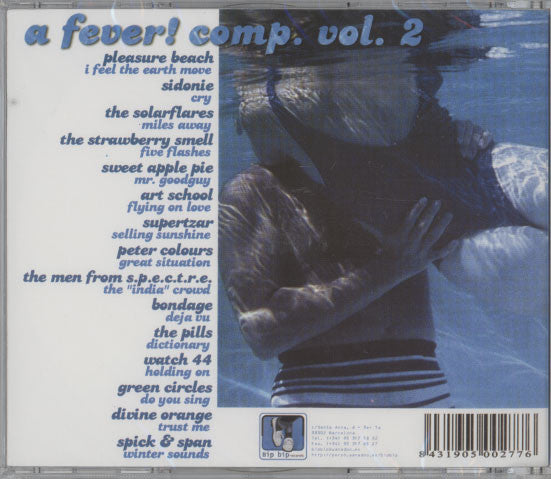 Various Artists ‎– A Fever! Comp Vol. 2