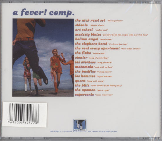 Various Artists ‎– A Fever! Comp