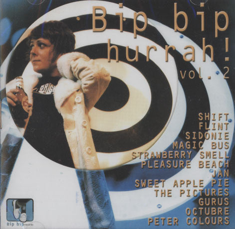 Various Artists ‎– Bip Bip Hurrah! Vol. 2