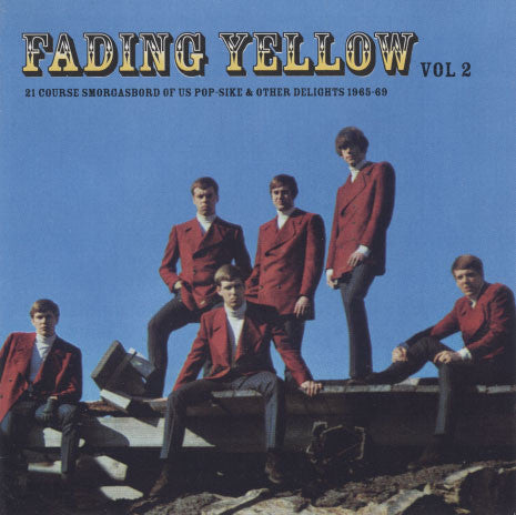 Various Artists – Fading Yellow Vol 2