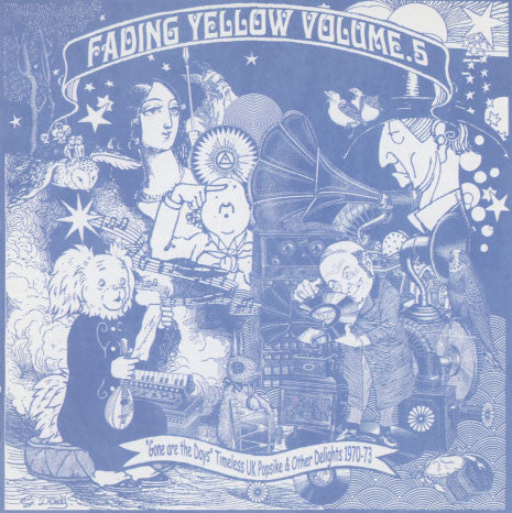 Various Artists – Fading Yellow Vol 5