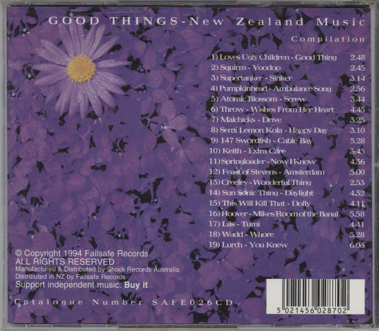 Various Artists – Good Things