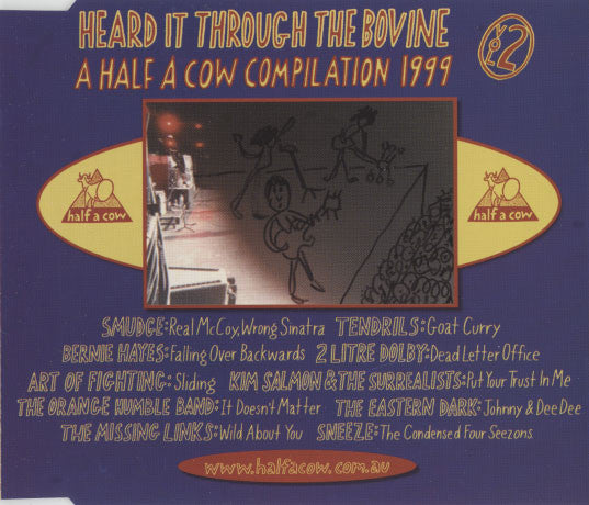 Various Artists – Heard It Through The Bovine Vol. 2