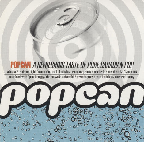Various Artists  – Popcan