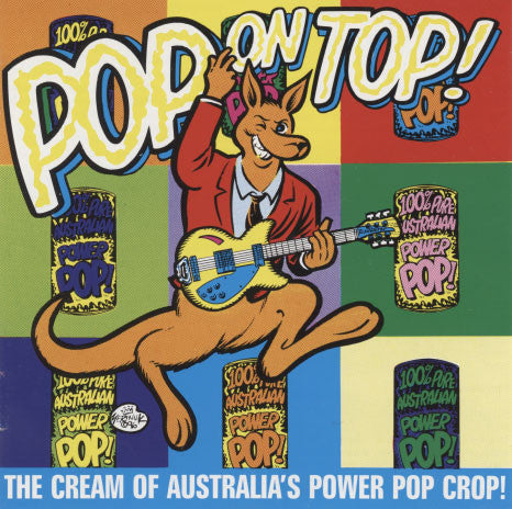 Various Artists  – Pop On Top!