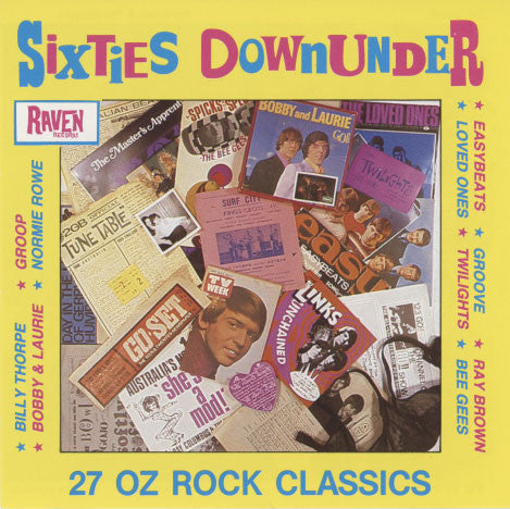 Various Artists  – Sixties Down Under Vol. 1