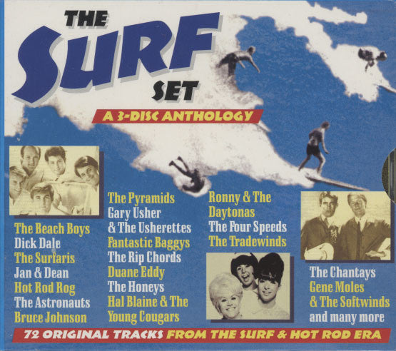 Various Artists  – Surf Set [3 CD]