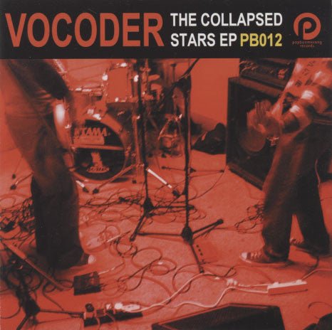 Vocoder – The Collapsed Stars EP