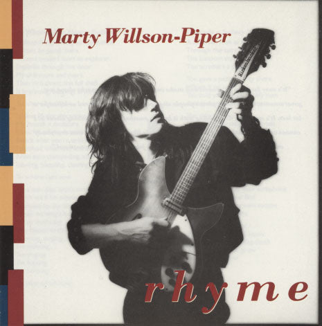 Willson-Piper, Marty – Rhyme